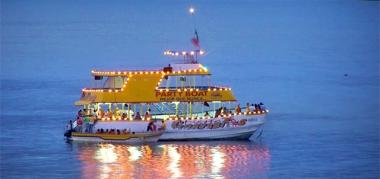 Barco Fiesta Guayabitos