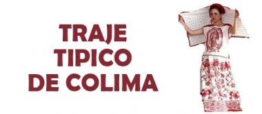 Traje Típico de Colima