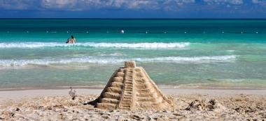 Mar turquesa en Riviera Maya