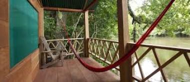 Campamento Turístico Lacanjá Chansayab