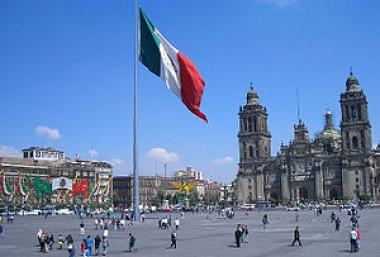 Centro Histórico de la Ciudad de México