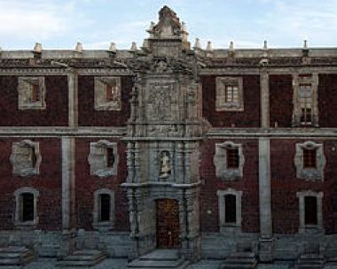 Antiguo Colegio de San Ildefonso