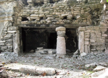 Ruinas de Xaman-Há