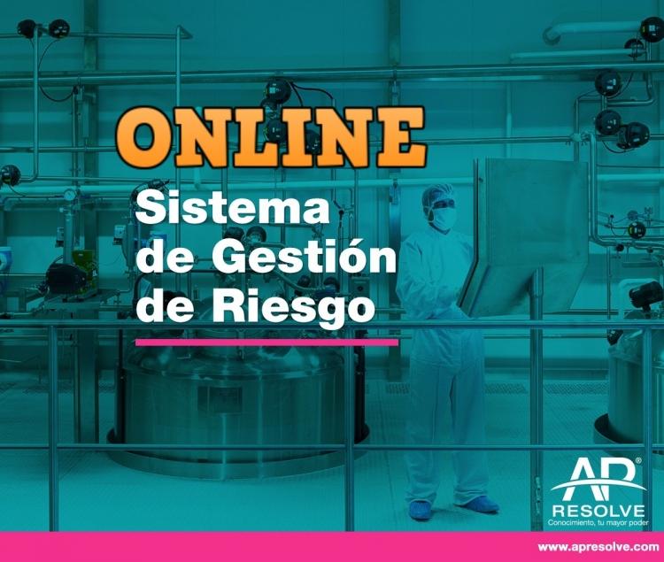 13 Mar. 2020 ONLINE SGR, aplicado a la planta farmacéutica: Preguntas y Respuestas
