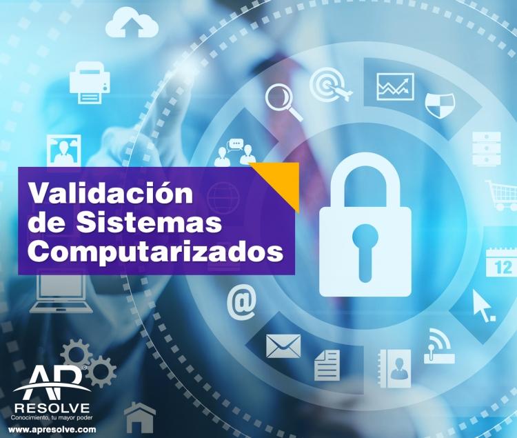 13-14 Dic. 2018 ONLINE Validación de Sistemas Computarizados y Hojas de Cálculo