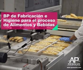 17 May. 2019 BP de Fabricación e Higiene para el Proceso de Alimentos y Bebidas NOM-251 e ISO 22000