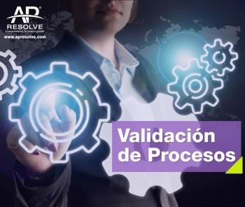 24-25  May. 2019 Validación de Procesos