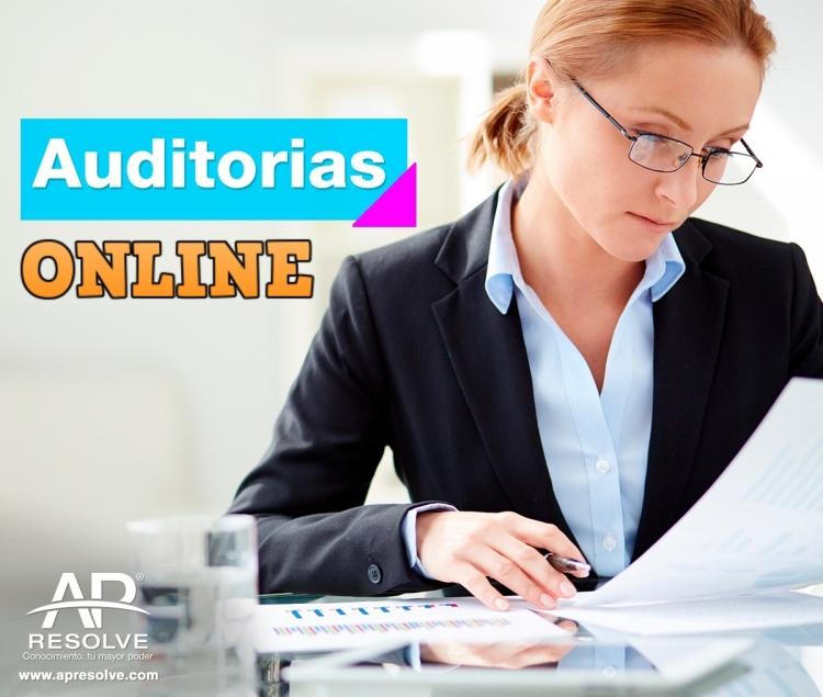 16 Abr. 2020 ONLINE Auditorias