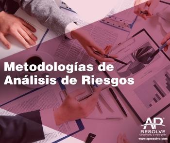 01 Mzo. ONLINE Metodologías para el Análisis de Riesgos