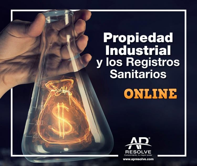 NUEVA FECHA 28 Jul. 2020 ONLINE Propiedad Industrial y Registro de Productos (registros sanitarios)