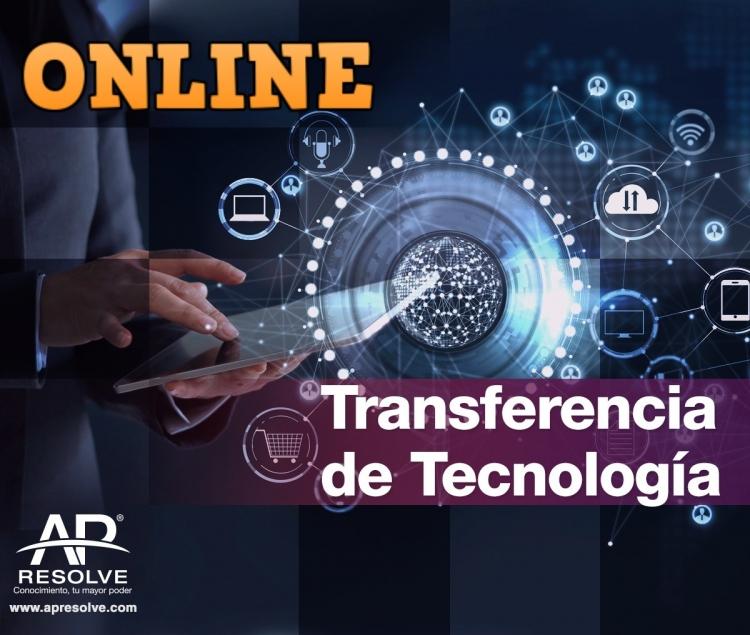 05 May. 2020 ONLINE Transferencia de Tecnología