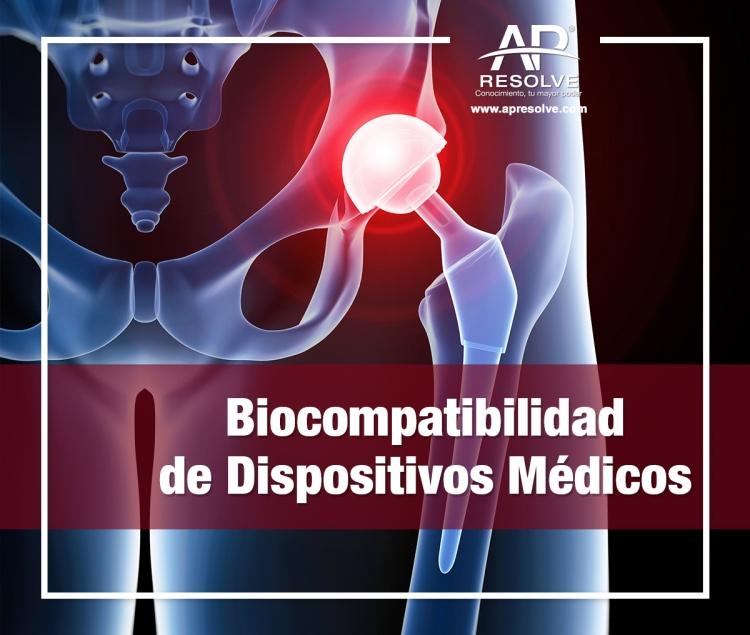 Retos en la evaluación de biocompatibilidad en dispositivos médicos