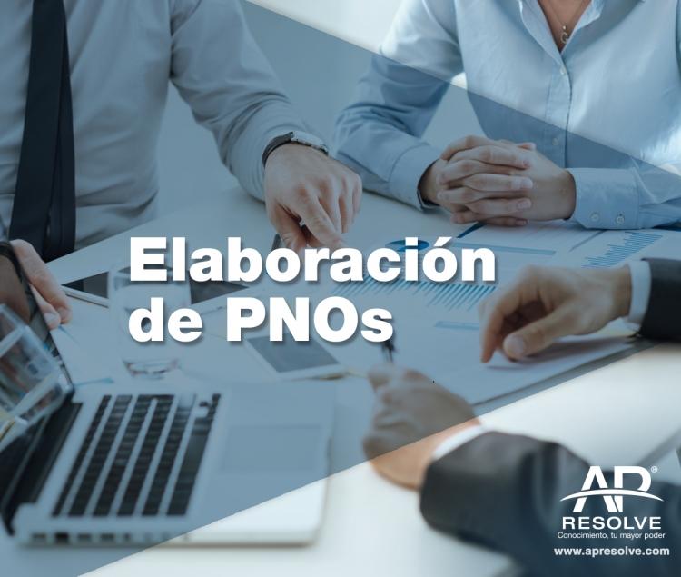 04 Oct. 2019 Elaboración de Procedimientos Normalizados de Operación