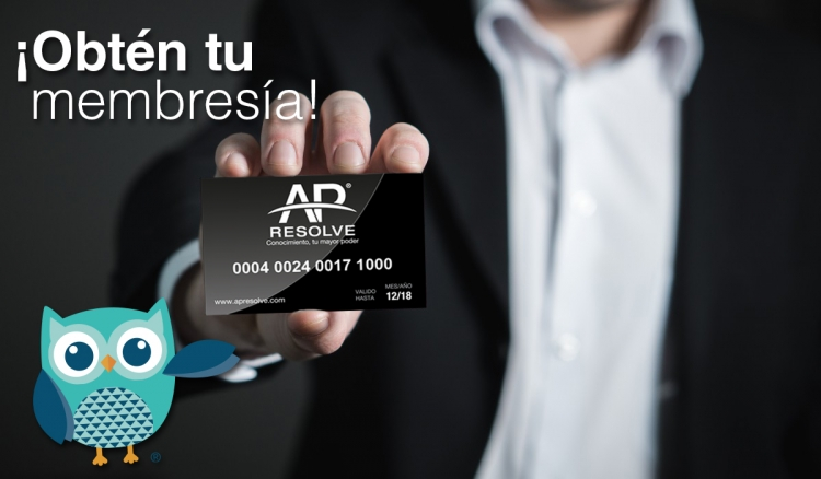 MEMBRESÍA AP Resolve 2019
