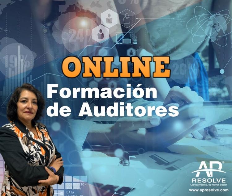 28 Feb. 2020 ONLINE Formación de Auditores