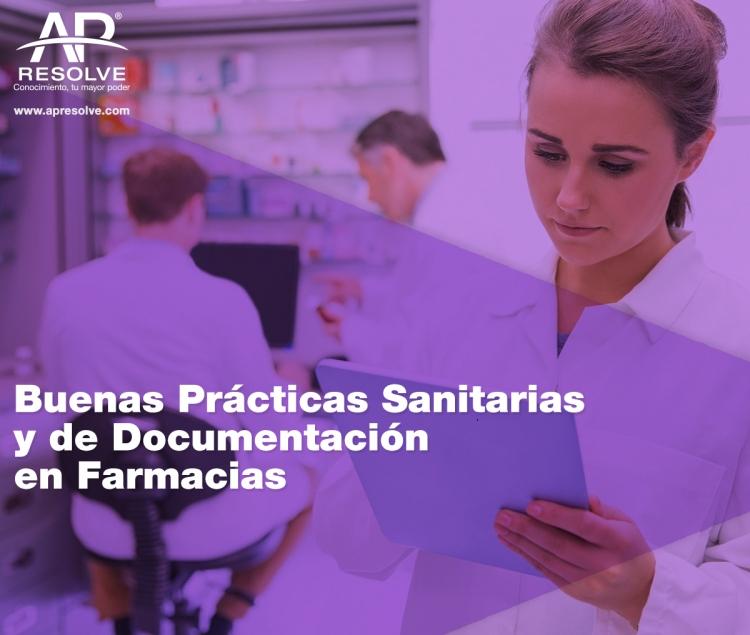 7 Jun. 2018 Buenas Prácticas Sanitarias y de Documentación en Farmacias