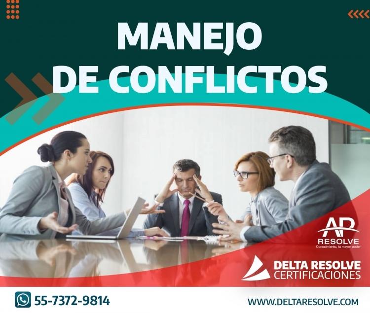 12 Oct. 2021 ONLINE Manejo de conflictos