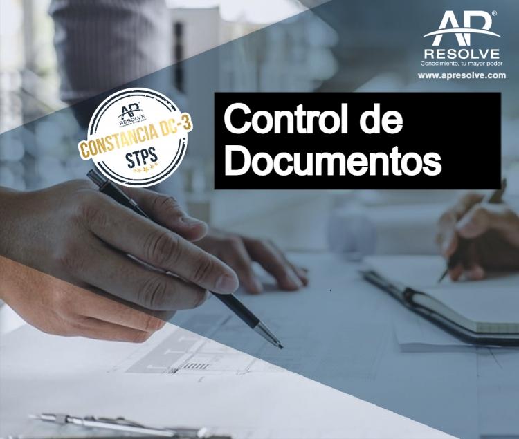 19 Jun. 2021 ONLINE Control de Documentos