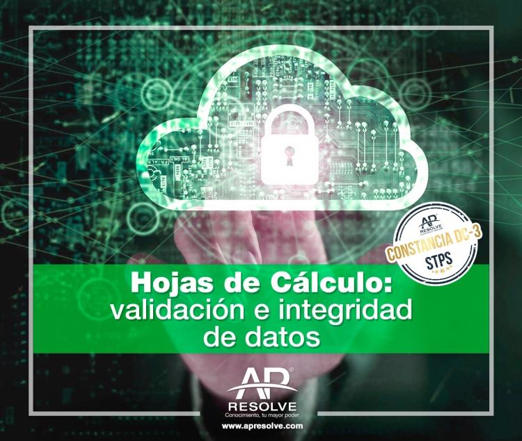 21-22 Jun. 2021 ONLINE Hojas de Cálculo: Validación e Integridad de Datos