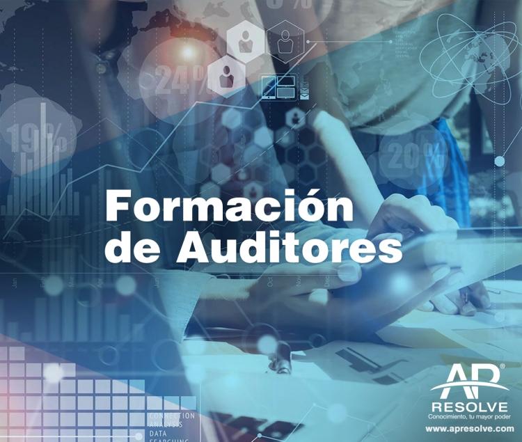 12-13 abr. 2018 Formación de Auditores