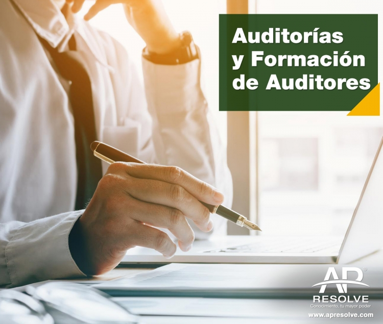 20-21 Feb. 2019 Auditorias y Formación de Auditores