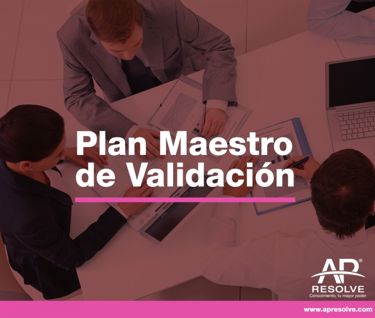 03 May. 2019 Plan Maestro de Validación