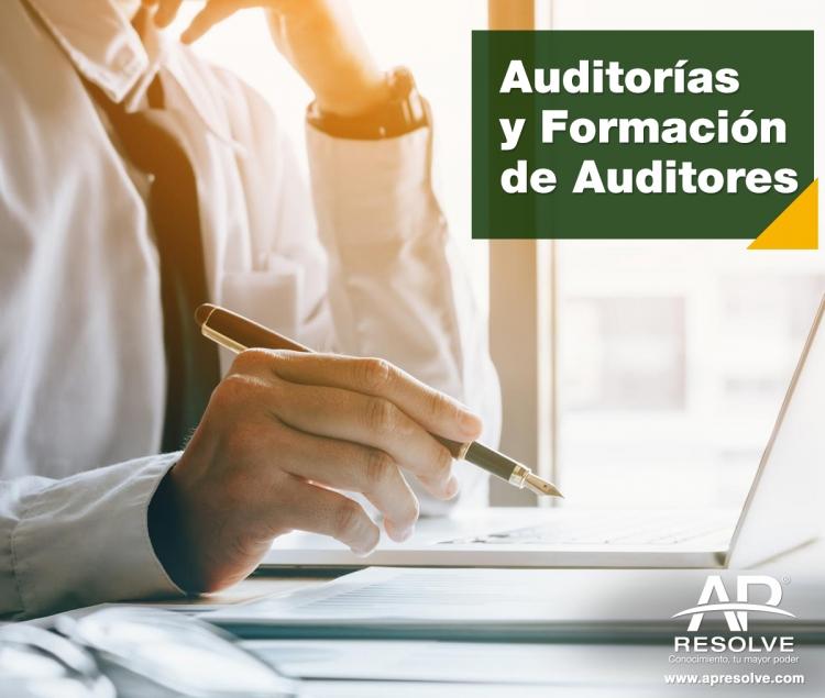 07-08 May. 2019 Auditorías y Formación de Auditores