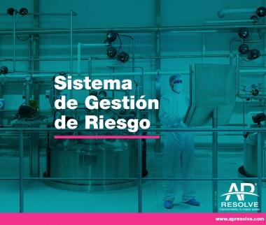 01-02 Agt. 2019 Sistema de Gestión de Riesgos