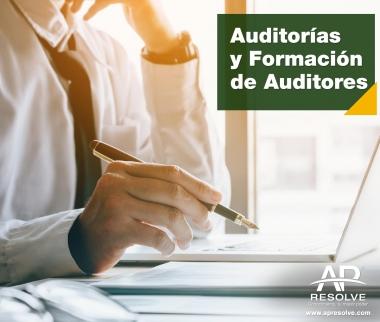 22-23 Agt. 2019 Auditorías y Formación de Auditores