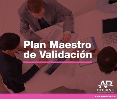 06 Sep. 2019 Plan Maestro de Validación