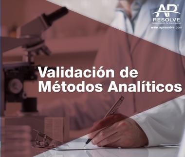 23-24 Oct. 2019 Validación de Métodos Analíticos