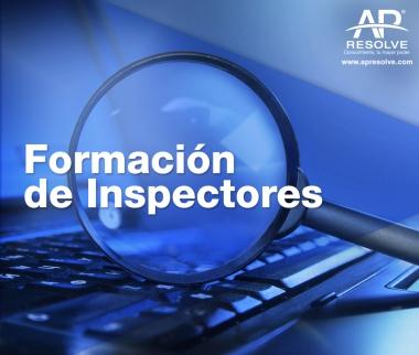 29-30 Oct. 2019 Formación de Inspectores