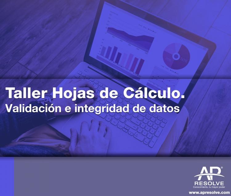VALIDACIÓN DE HOJAS DE CÁLCULO