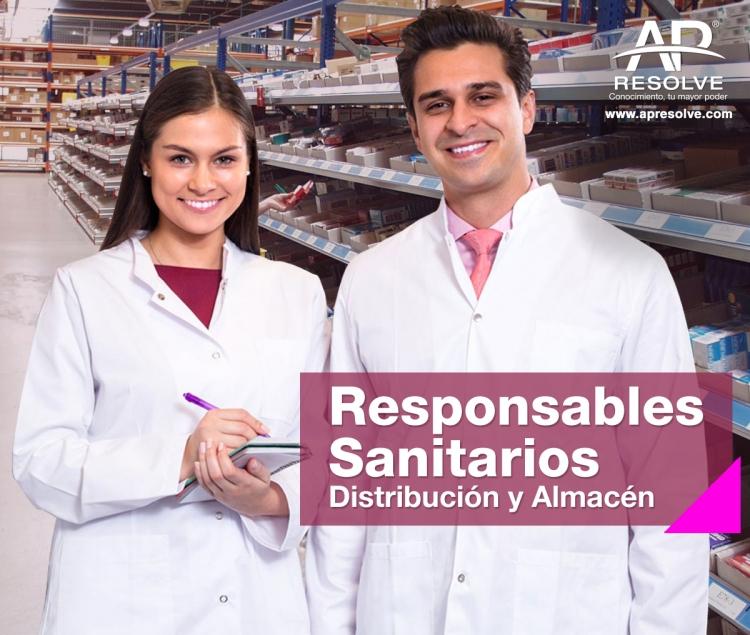 31 y 7 Sept. 2019 Retos como Responsable Sanitario de Almacenes