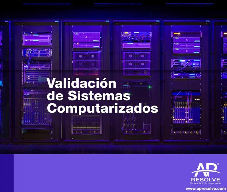 27 Feb. 2020 ONLINE Validación de Sistemas Computarizados