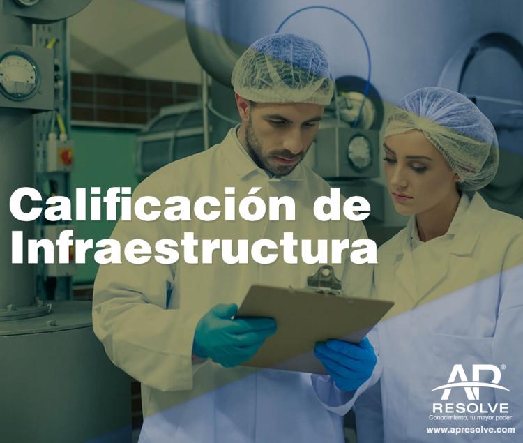 18 Mar. 2020 Calificación de Infraestructura TI