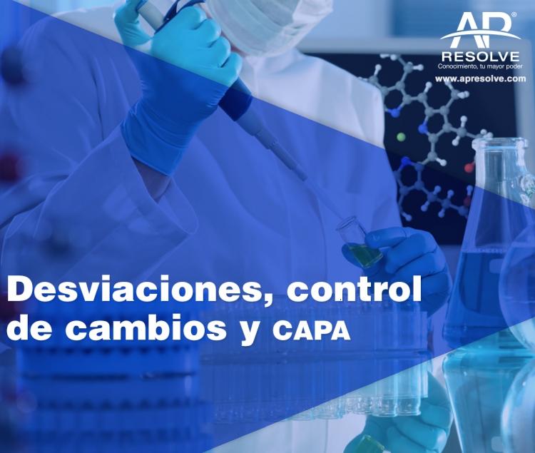 24 Mar. 2020 Control de Cambios y programa CAPA