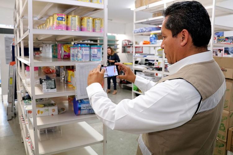 Visita de Verificación Sanitaria en Almacenes de Depósito y Distribución de Medicamentos