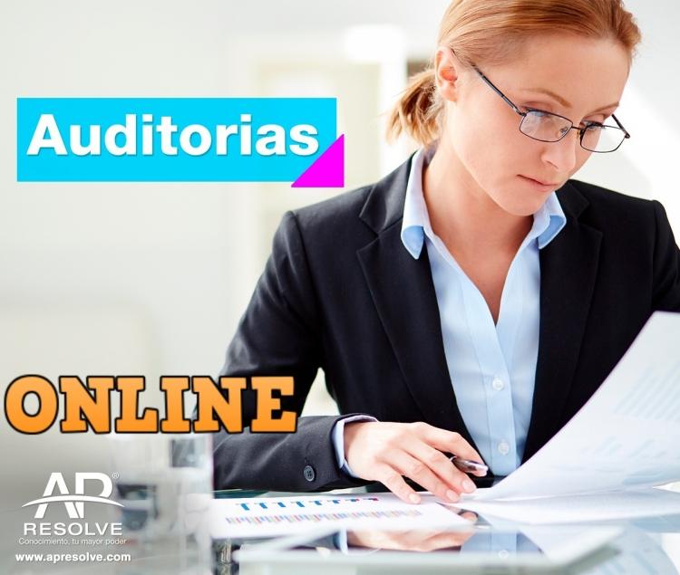 19 Nov. 2020 ONLINE Auditorias: Almacenes, Centros de Distribución y Transportistas