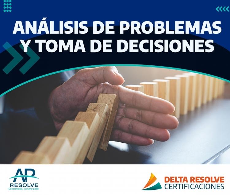 05 Feb. 2021 ONLINE Análisis de Problemas y Toma de Decisiones