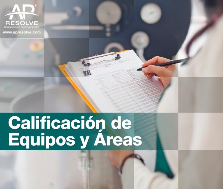23-24 Abr. 2021 ONLINE Calificación de Equipos, Áreas y Validación de Procesos