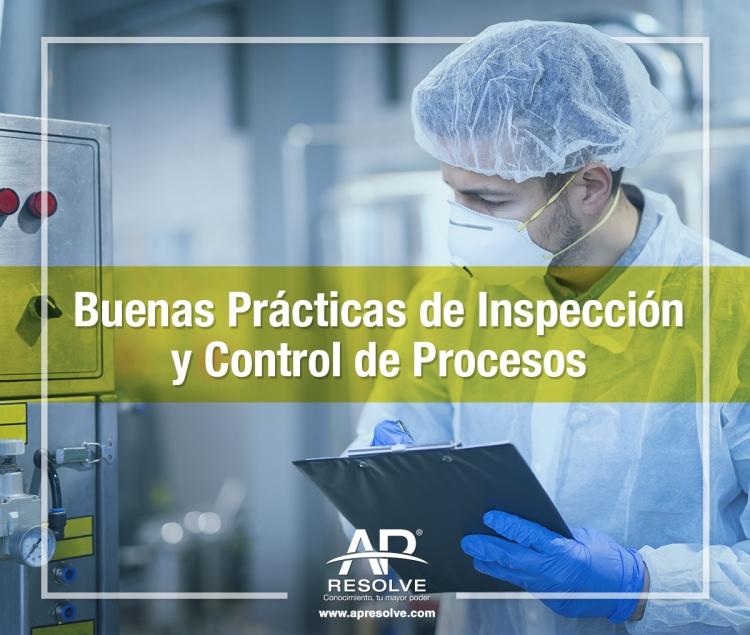 11 Feb. 2021 ONLINE Buenas Prácticas de Inspección y Control de Procesos