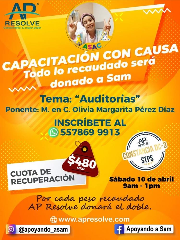 10 Abr. 2021 ONLINE Auditorías (NOM-059-SSA1)