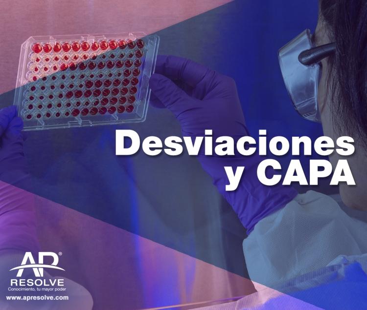 27 May. 2021 ONLINE Desviaciones y Programa CAPA