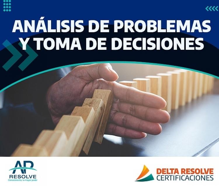 10 Agt. 2021 ONLINE Análisis de Problemas y Toma de Decisiones