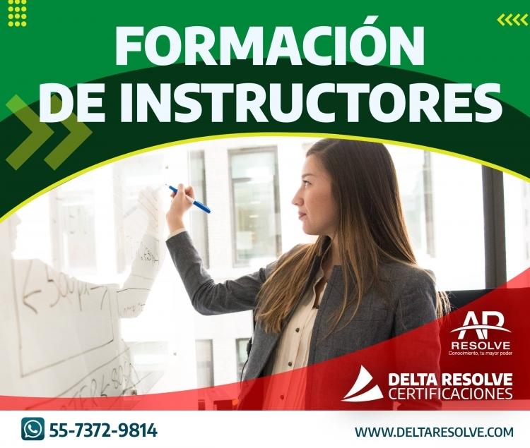 25-26-27 Agt. 2021 ONLINE Formación de Instructores