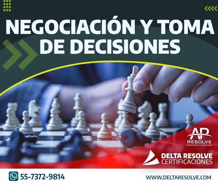 19 Oct. 2021 ONLINE Negociación y toma de decisiones