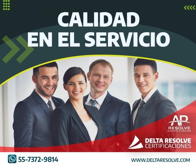 28 Oct. 2021 ONLINE Calidad en el Servicio