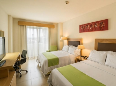 Hotel Holiday Inn Express Manzanillo en Manzanillo, México