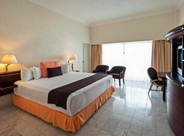 Hotel Tesoro Manzanillo en Manzanillo, México